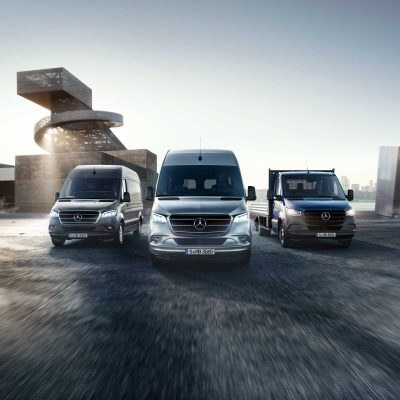 Mercedes Benz Sprinter Vans With Kindly Productions