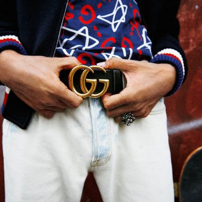 Highsnobiety Gucci Ghost With Kindly Productions